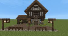 Medieval Townhouse Minecraft Project Village houses Minecraft images Minecraft houses