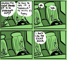 Snakeout-Nedroid