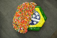 craftsbrazil, recycled bottles, recycled textiles, expressive