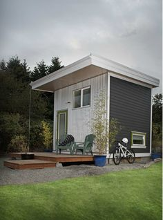 tiny house, tiny house - easy living in this 12x12 cubed tiny house
