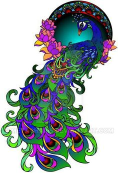 My next tattoo ,cover up Peacock Tattoo by ~Metacharis on deviantART Peacock Decor, Peacock Colors, Peacock Art, Peacock Design, Peacock Feathers, Peacock Drawing, Peacock Tattoo, Peacock Painting, Pfau Tattoo