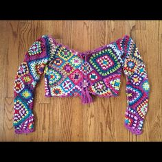 Spell & The Gypsy Collective Tops - Carnaby Crochet Top