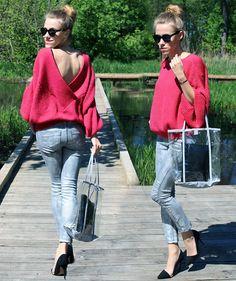 OPEN BACK (by Ann O.) http://lookbook.nu/look/3494737-OPEN-BACK