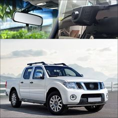 For nissan Navara Car Wifi DVR Auto Driving Video Recorder FHD 1080P hidden installation G-sensor WDR Dash Cam Car Black Box