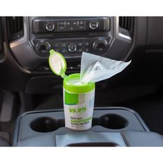 IRON COMPANY sanitizing wipes canisters come in a functional and convenient self-dispensing canister that fits in a standard car cup holder, gym bag, backpack, purse, desk drawer and many other places larger wipes canisters won't fit. Fitness Accessories, Workout Accessories, Desk With Drawers, Alcohol Free, Canisters, Deodorant, Iron, Cleaning, Backpack Purse