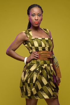 Star Dress ~Latest African Fashion, African Prints, African fashion styles, African clothing, Nigerian style, Ghanaian fashion, African women dresses, African Bags, African shoes, Nigerian fashion, Ankara, Kitenge, Aso okè, Kenté, brocade. ~DKK