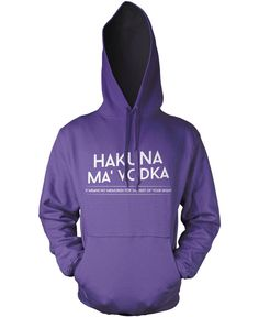 Hakuna Ma' Vodka T-Shirt