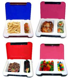 11. A Bento Box that keeps kid's lunches hot or cold. It's also BPA, Lead and Chemical free! Totally buying one of these! #momselect #backtoschool