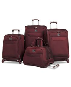 CLOSEOUT! Diane von Furstenberg Alexis Spinner Luggage - Luggage Collections - luggage - Macy's
