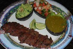 Skirt Steak: Mexican Arracherra