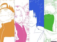 L'équipe 7 ♥