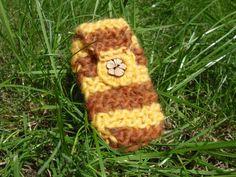 Yellow Phone Bag Desert Sun by DemHadesSeinRapunzel