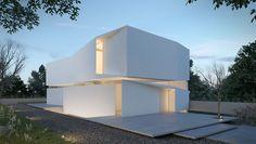 Herzelia House por Pitsou Kedem Architect