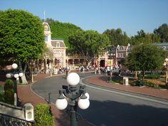 Main Street U.S.A. - Disneyland Anaheim Disneyland California, Main Street, Maine, Dolores Park, Florida, Travel, Viajes, The Florida, Destinations