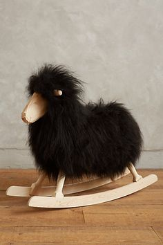 Icelandic Rocking Sheep - anthropologie.com