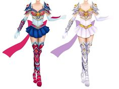 AX 2015 Armored Sailor Mon/Senshi group - Cosplay.com
