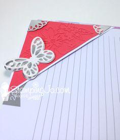 Envelope Corner Book
