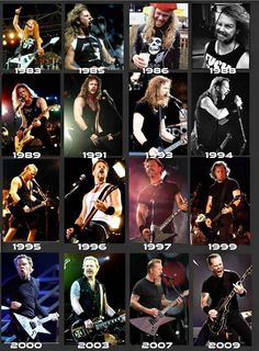 Papa Het through the Metallica years. sorry guys had to put this in my recipes file, for emergency cravings