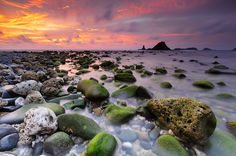 GLORIOUS LIGHT by Oliver Faustino  #Photography #Landscape #Sunset #Sunrise #Nature #Amazing #Beautiful #Beauty #Sky #Awesome #NaturePhotography #Rocks #BeautifulPictures #Wallpaper #Lake #Earth