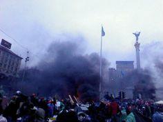 ЄВРОМАЙДАН @euromaidan Good morning. #Євромайдан #Евромайдан #Euromaidan