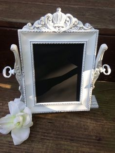 Chalkboard Wedding Chalkboard Vanity by WhimsicalLoveBirds on Etsy, $19.95