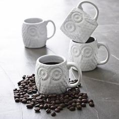 Owl Espresso Mug | west elm