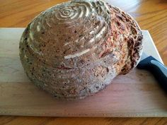 Seeded Sourdough Bread Recipe Loaded with Omega-3s - Real Food - MOTHER EARTH NEWS