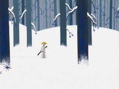 The great minimalist art and animation of Genndy Tartakovsky. The making of Samurai Jack.