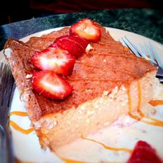 Chuy's Tres Leches Cake