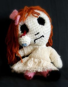 oh, Zombie doll, you are so awesome.