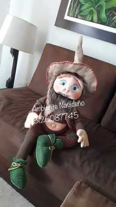 Merry Christmas, Christmas Ornaments, Fairy, Diy Crafts, Dolls, Holiday Decor, Creative, Baby Dolls, Gnomes