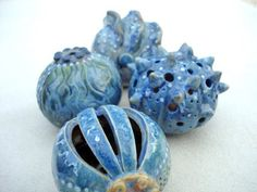 ceramic sea creatures