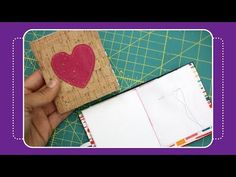 (1) Cork Fabric: How to Sew A Needle Book & Organizer Club Update with Crafty Gemini - YouTube