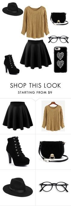 """""""Untitled #258"""" by arcarmona-ac ❤ liked on Polyvore featuring Diane Von Furstenberg, Lack of Color and Casetify"""