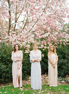 Bridesmaids dresses: Photography: Theo Milo - http://theomilophotography.com/