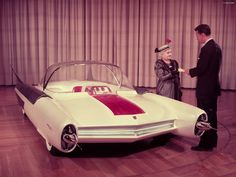 Ford FX Atmos Concept Car, 1954