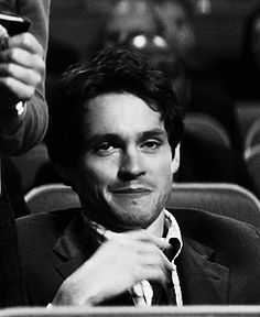 I swear, I have no bias towards British actors but they always seem to be the best kind! They seriously can capture all kinds of emotions with their facial expressions. Kudos, Hugh Dancy.
