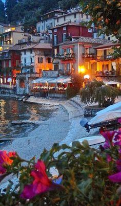 Lake Como, Italy ♥ Amazing World
