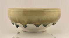 drippy porcelain bowl