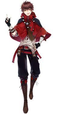 Grim-gai no Ouji-sama   Red Hood