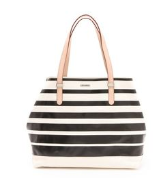 Rebecca Minkoff tote can hold a laptop too. love!