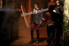 "Jennifer Morrison - Behind the scenes - 5 * 20 ""Firebird"" - 17 February 2016"