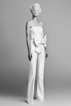 Viktor & Rolf Autumn/Winter 2017 Bridal Collection | British Vogue