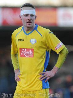 Dan Quigley King's Lynn Town FC v Buxton FC 11/1/14