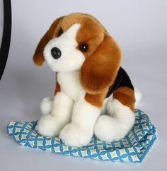 "Brand new  Balthezar Beagle 12"" by Douglas Cuddle Toys  #pretendtimetoys_store #hottoys"