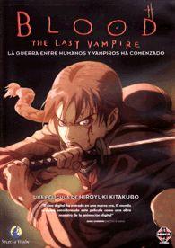 Blood: the last vampire (2000) Japón. Horoyuki Kitakubo - DVD ANIM 30