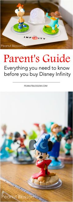 Have the kids been begging for you to buy Disney Infinity? Overwhelmed with where to start? There are SO many pieces! Check out this fantastic parent's guide to Disney Infinity which will help you decide if it is right for your family and what you need to get started.
