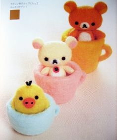 isbn 9784391138047 rilakkuma cute felt mascots japanese craft book