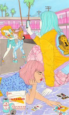 artwork by Laura Callaghan