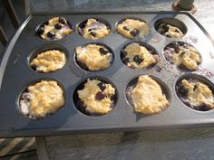 Turkey & Blueberry Meat Muffins from Urban Hounds!